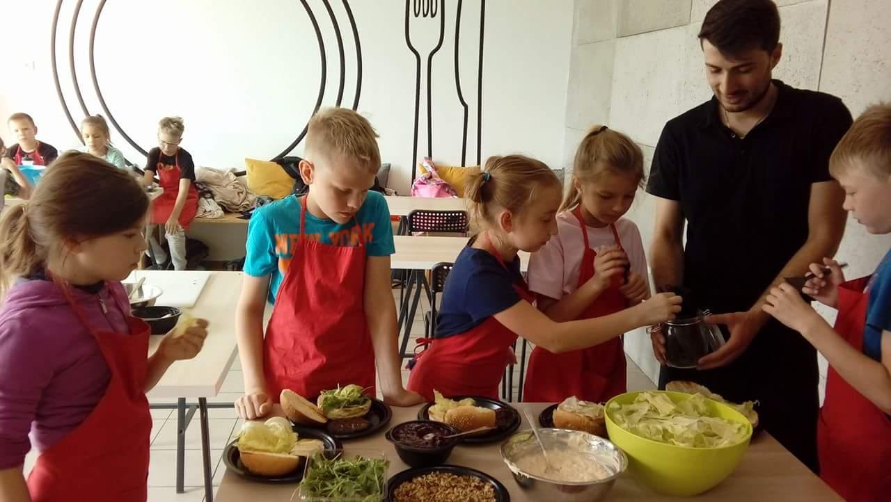 Półkolonie kulinarne