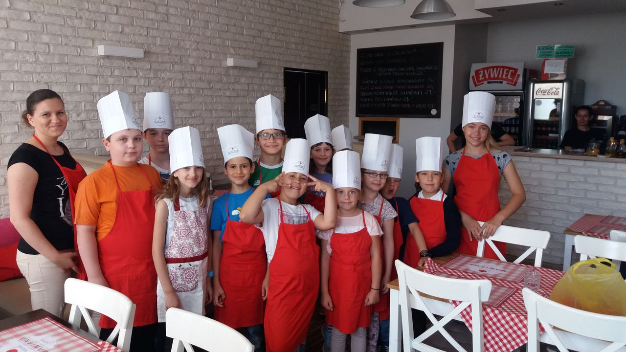 Warsztaty edukacyjne Podróże kulinarne