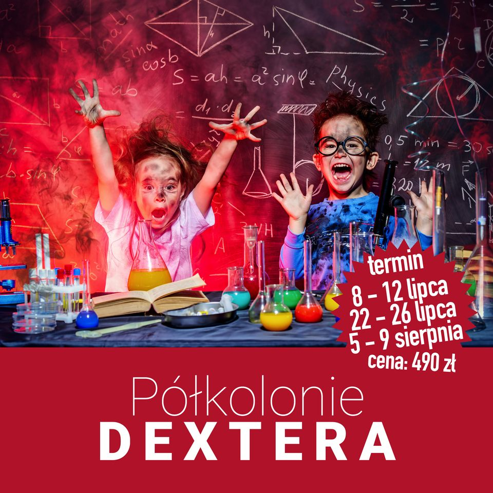 Półkolonie Dextera Science & Fun Academy