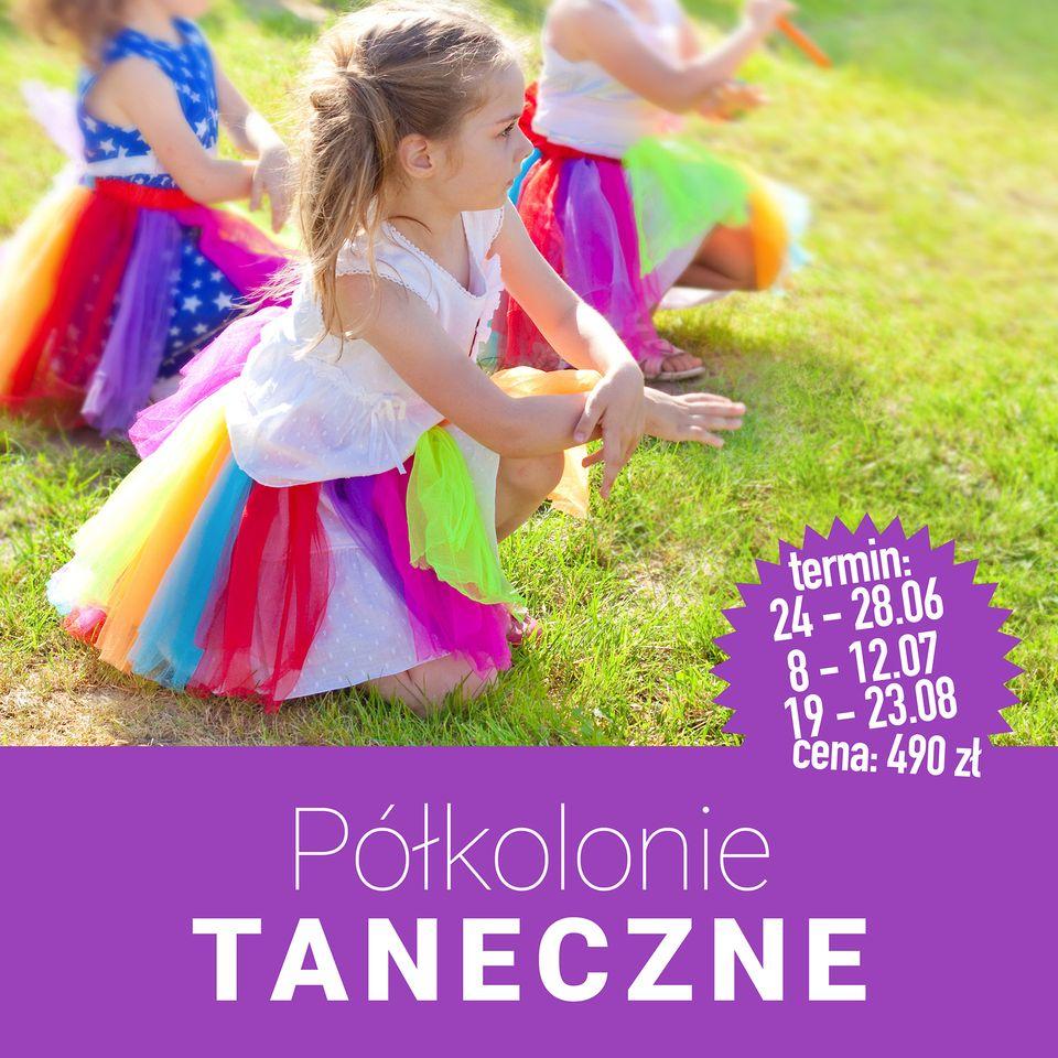 Półkolonie letnie Fun & Dance Academy